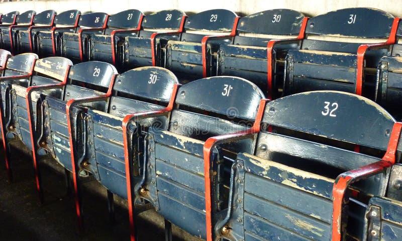 Fenway Park lizenzfreie stockbilder