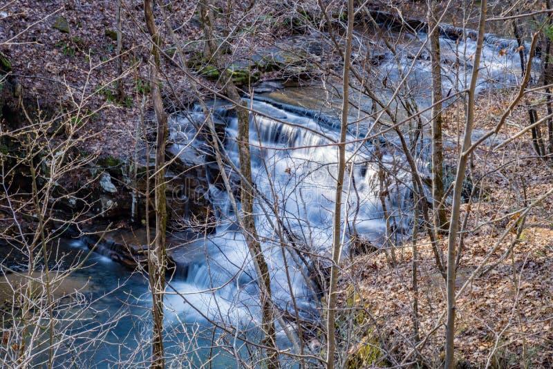 Fenwick mina a cachoeira - 3 foto de stock royalty free