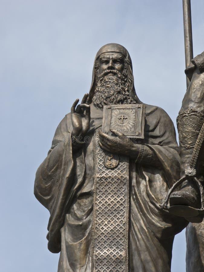 Feodor, der erste Bishop in Vladimir, Russland stockfotos