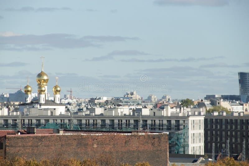 Feodorovskykathedraal royalty-vrije stock fotografie