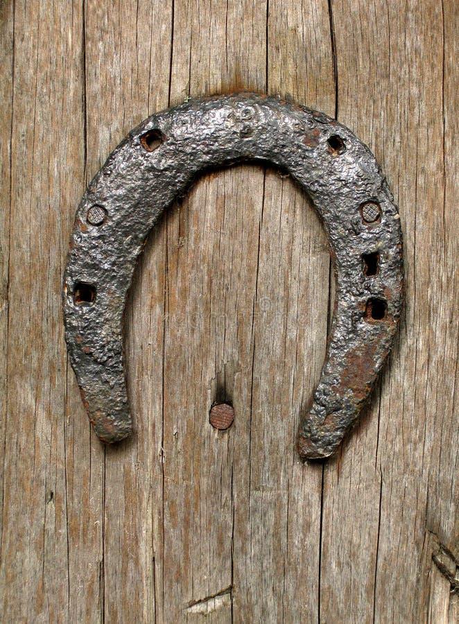 Fer à cheval photographie stock libre de droits