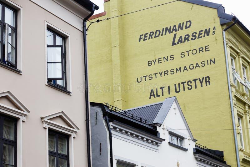 Ferdinand Larsen obrazy stock