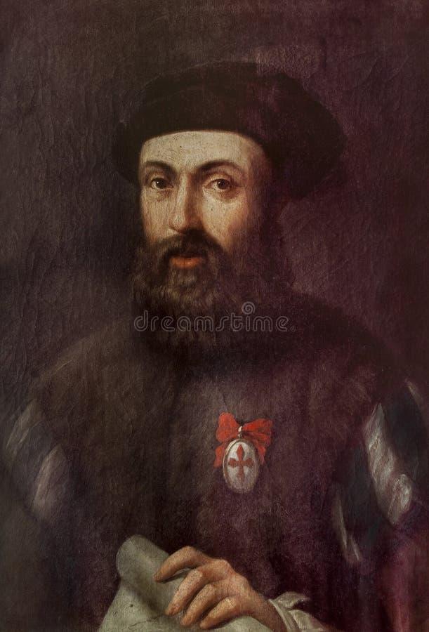 Free Ferdinand Magellan Portrait Royalty Free Stock Photos - 152768778