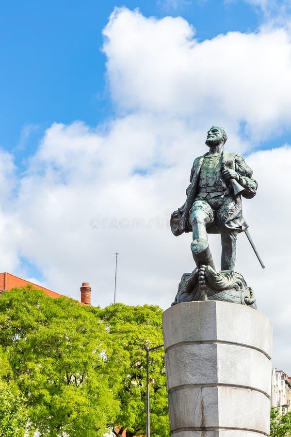 Free Ferdinand Magellan Statue Lisbon Portugal Royalty Free Stock Photos - 97964928