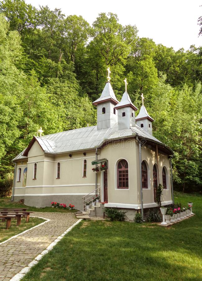 FEREDEU ΜΟΝΑΣΤΗΡΙ - Arad, Ρουμανία στοκ φωτογραφία με δικαίωμα ελεύθερης χρήσης