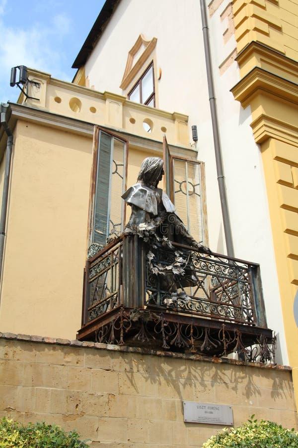 Ferenc Liszt стоковые изображения rf