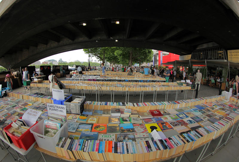 Feria de libro fotografía de archivo libre de regalías