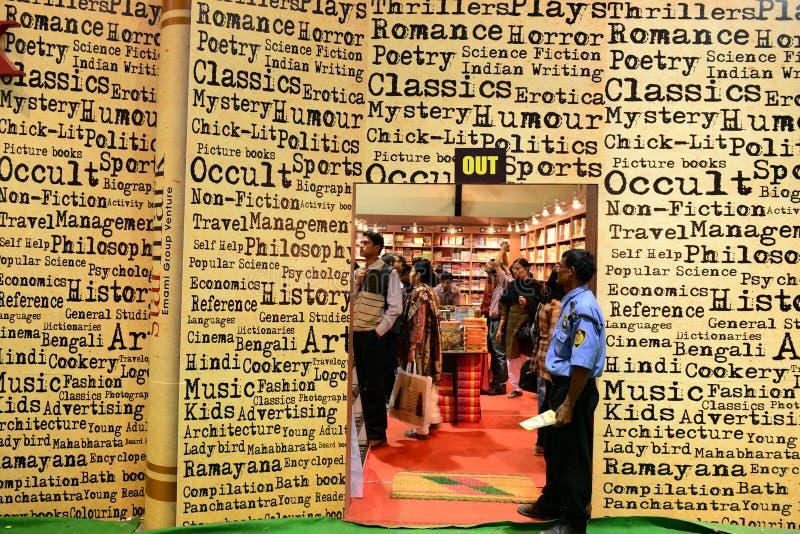 Feria de libro imágenes de archivo libres de regalías