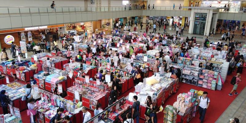 Feria de libro fotos de archivo libres de regalías