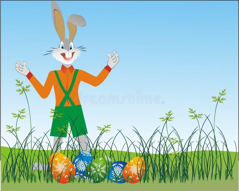 Feriado de Easter ilustração stock