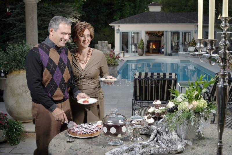 Feriado luxuoso de Califórnia imagens de stock royalty free