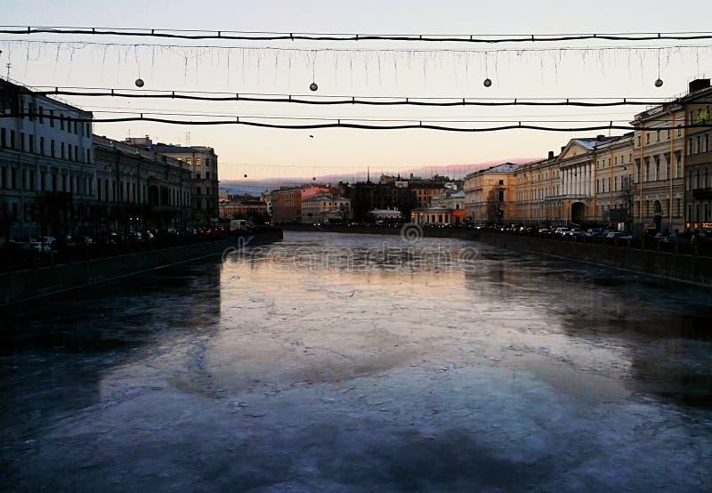 Feriado St Petersburg imagens de stock royalty free