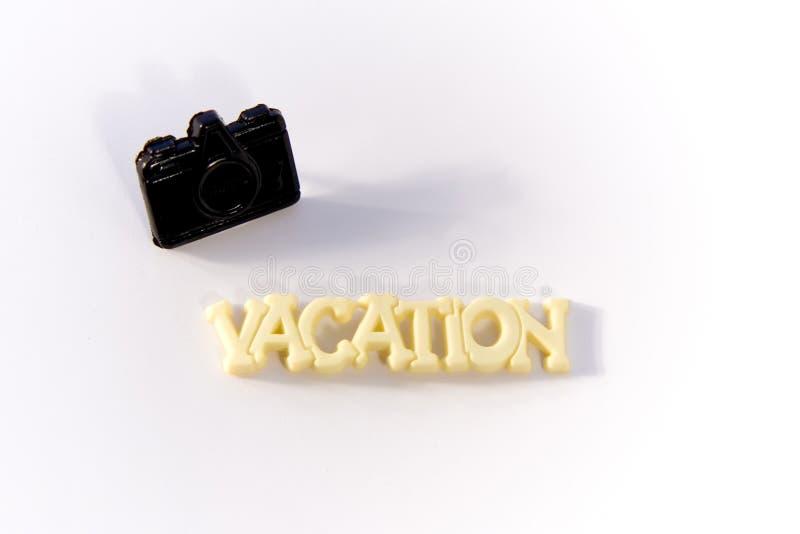 Ferien Mit Kamera Stockfoto