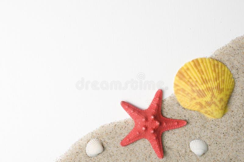 Ferienspeicher vom Strand lizenzfreie stockbilder
