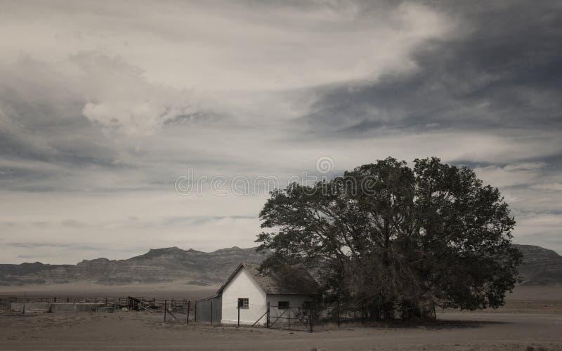 Ferme de l'Utah image libre de droits