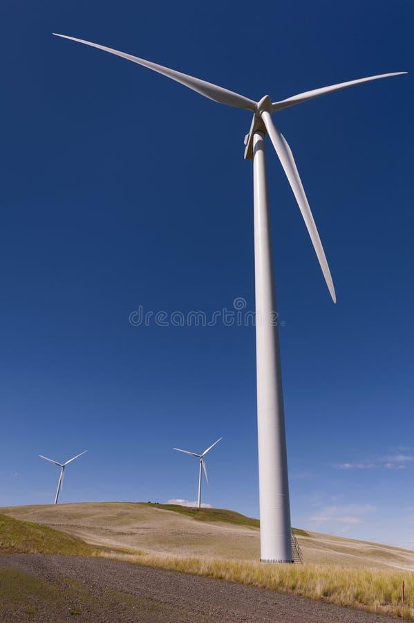 Ferme de vent de Palouse image stock