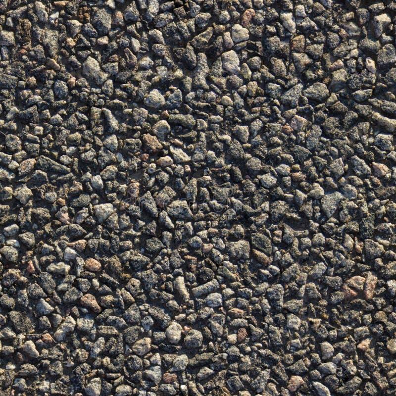 Fermer la texture transparente de la route asphaltée photos stock