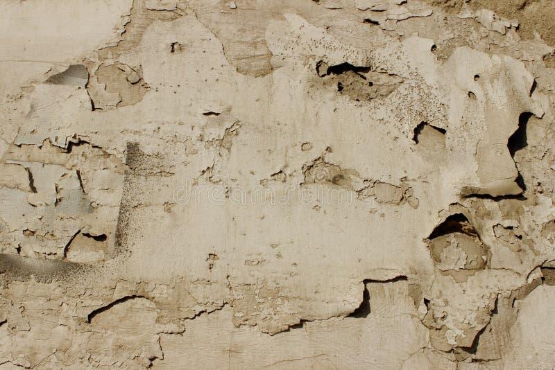 Fermez-vous de Gray Dirty Wall Textures abr?gez le fond Fond gris sale de texture de mur en b?ton photos libres de droits