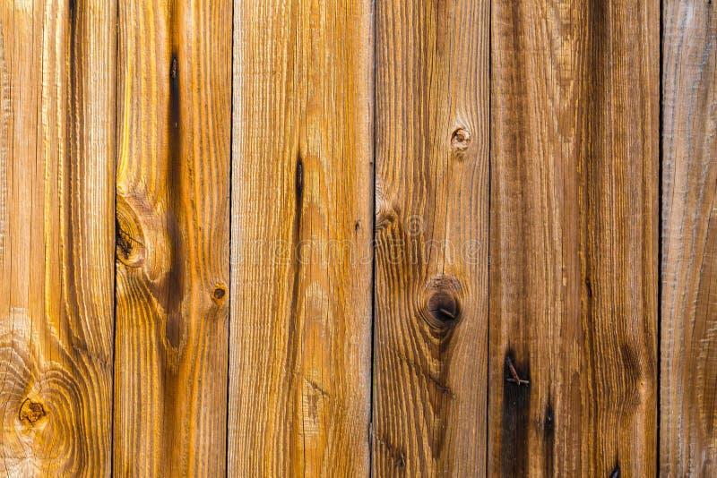 Fermez-vous des vieilles planches en bois naturelles photographie stock libre de droits