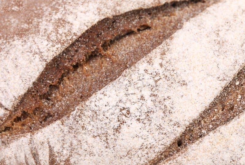 Fermez-vous du pain brun images libres de droits