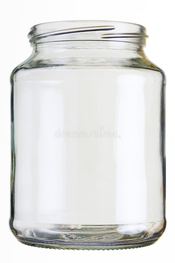Préservation du verre photographie stock