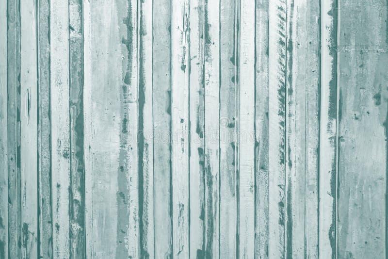 Fermez-vous vers le haut de la surface de la vieille peinture en bois, colorée de la peinture en bois, pour photographie stock