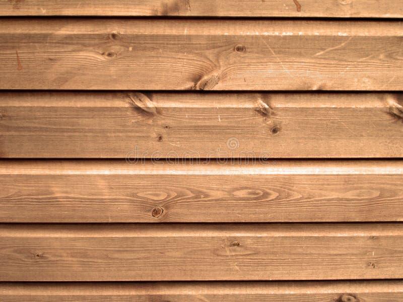 Fermez-vous vers le haut des planches en bois photographie stock libre de droits