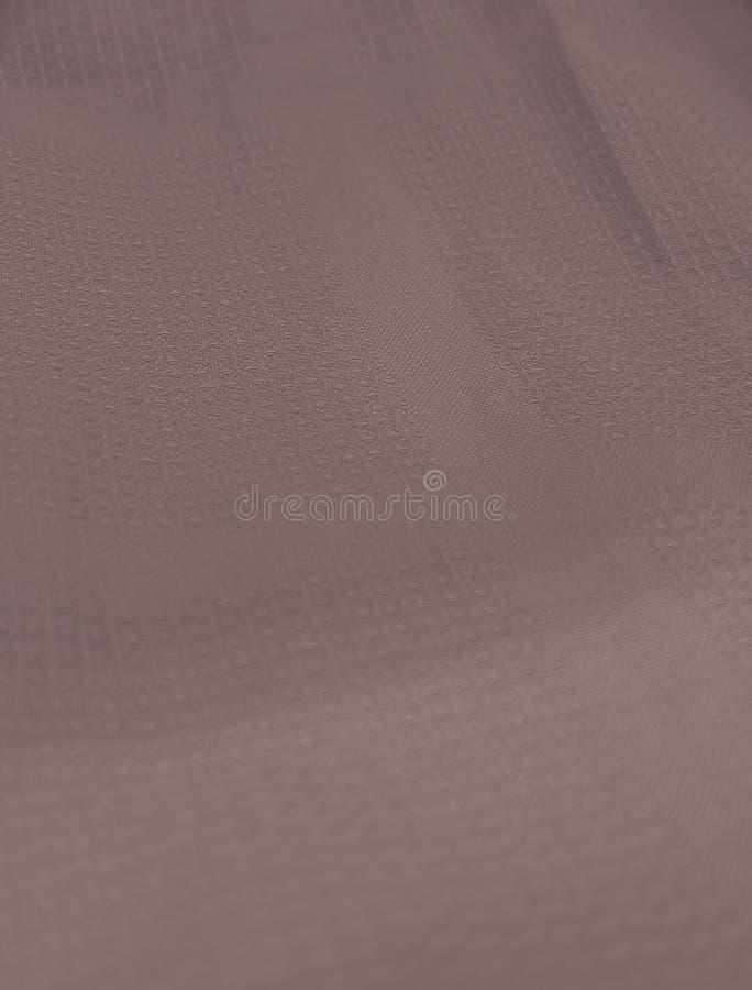 Fermez-vous vers le haut du fond de Gray Textile Texture photographie stock libre de droits