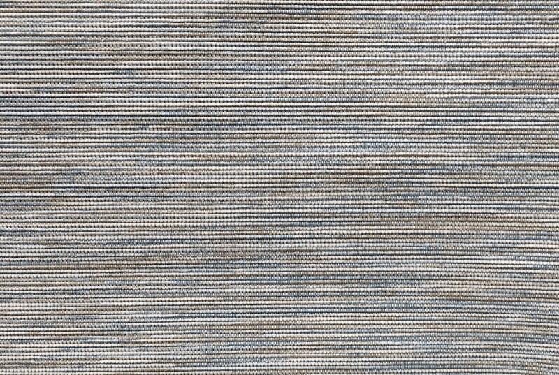 Fermez-vous vers le haut du modèle de fond du bleu et de la texture de textile de Brown photographie stock
