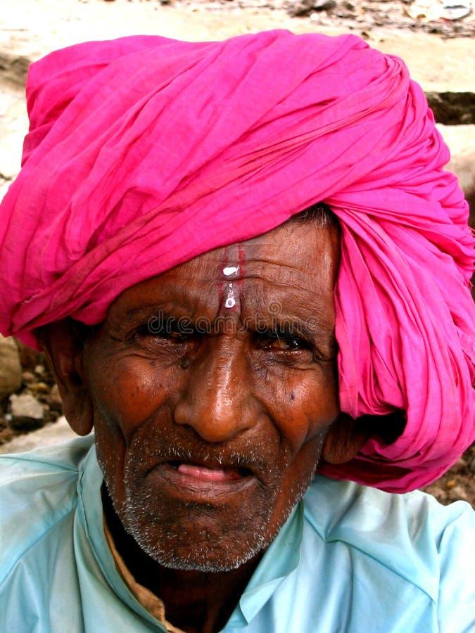 Fermier indien photographie stock libre de droits