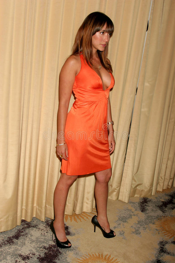 Fernanda Romero. At the 12th Annual PRISM Awards. Beverly Hills Hotel, Beverly Hills, CA. 04-24-08 stock photos