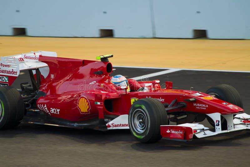 Fernando Alonso royalty free stock photos