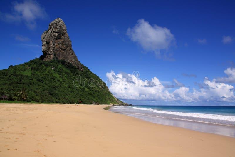 Fernando de Noronha Island, Brazil royalty free stock photos