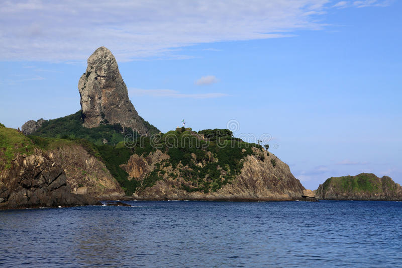 Fernando de Noronha Island, Brazilië royalty-vrije stock fotografie