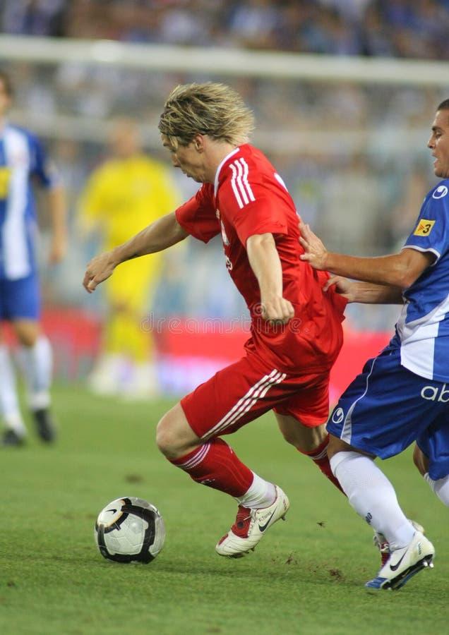 Fernando Torres images stock
