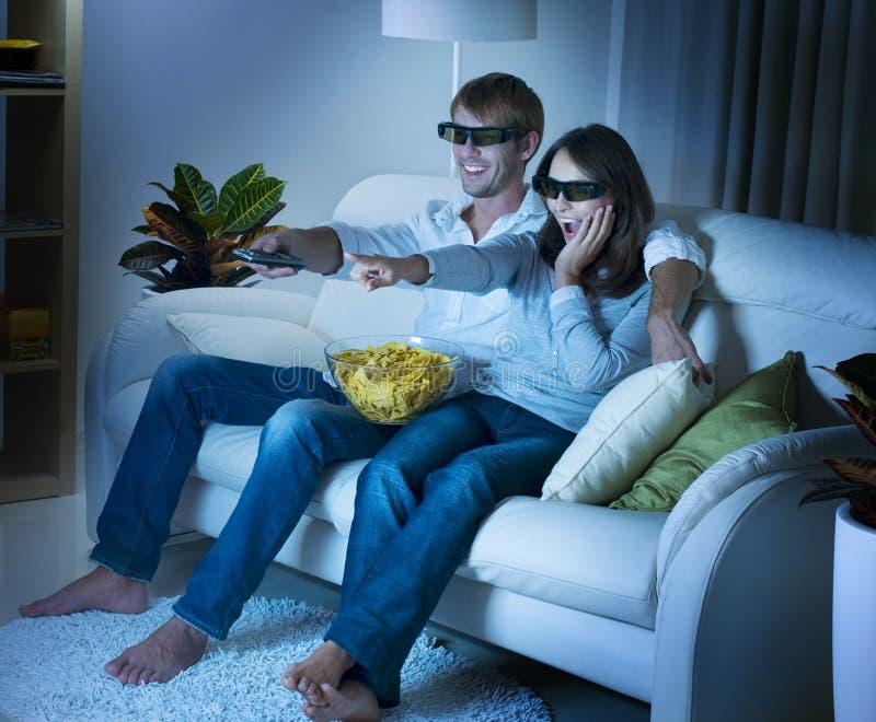 Fernsehapparat 3D