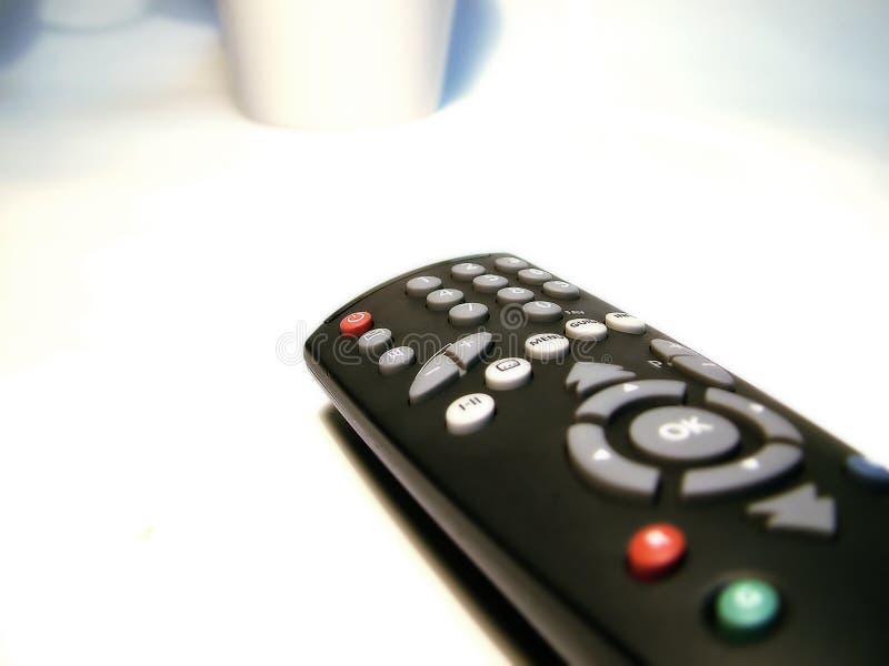 Download Fernsehapparat Fernsteuerungs Stockfoto - Bild: 29868
