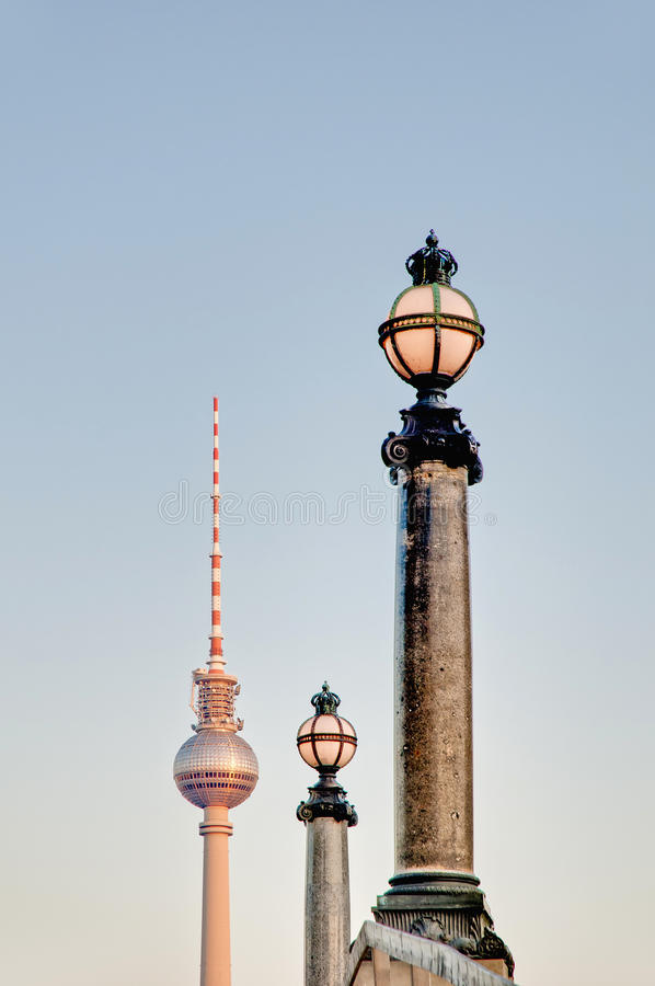 Download Fernsehturm In Berlin, Germany Stock Photo - Image: 23157068