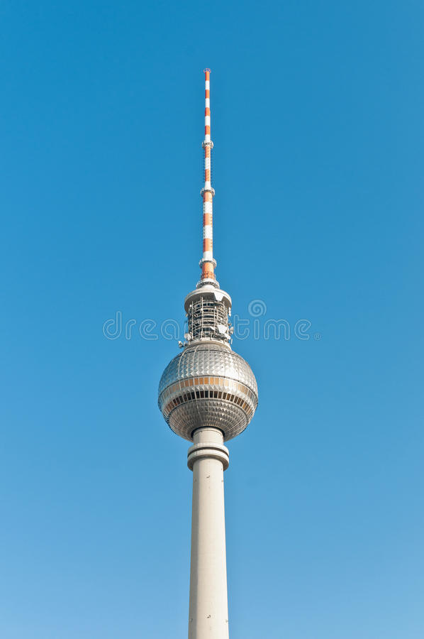 Download Fernsehturm In Berlin, Germany Royalty Free Stock Photos - Image: 23157108