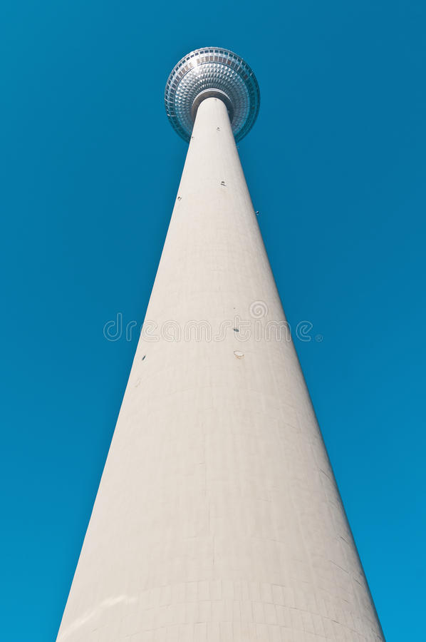 Download Fernsehturm In Berlin, Germany Stock Image - Image: 23551925