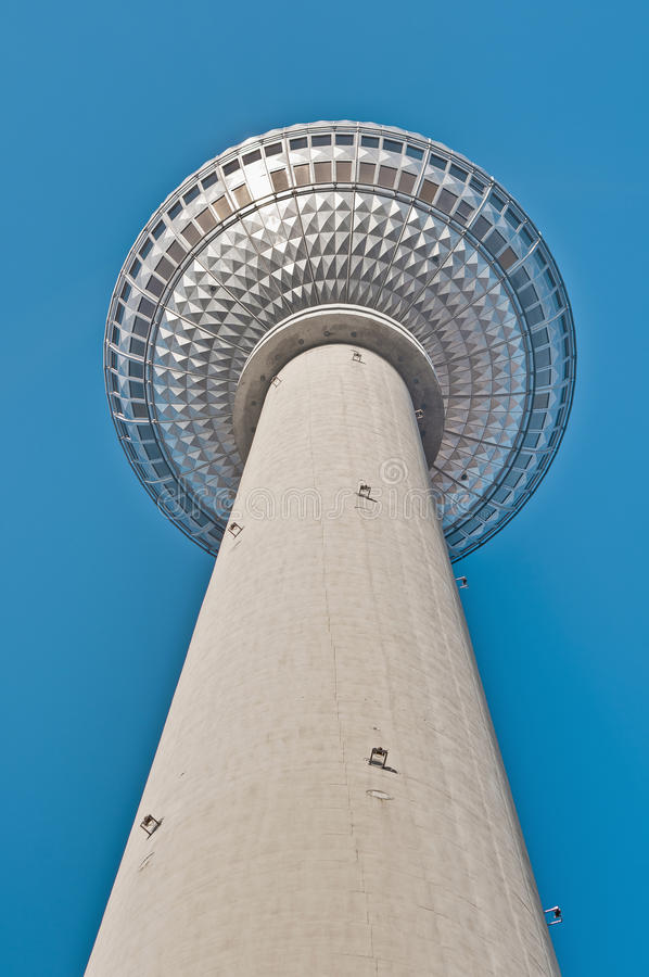 Download Fernsehturm In Berlin, Germany Stock Image - Image: 23804141