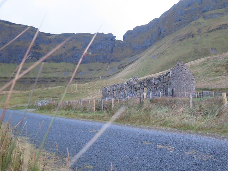 A ferradura de Gleniff, Sligo, Irlanda fotografia de stock