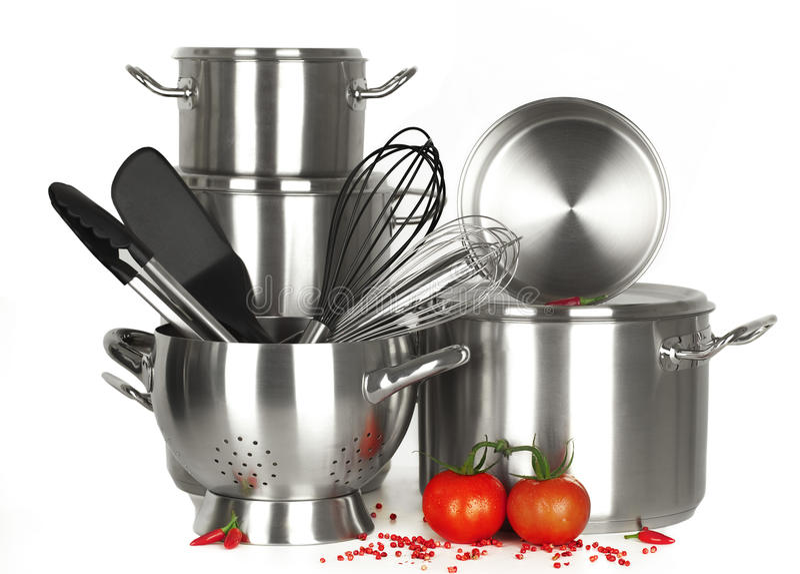 Ferramentas da cozinha fotos de stock royalty free