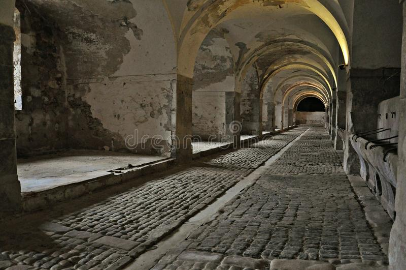 Ferran Castle Sant στοκ φωτογραφία με δικαίωμα ελεύθερης χρήσης