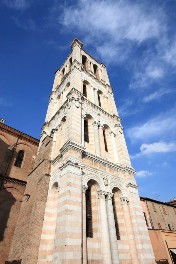 Ferrara royalty free stock photography