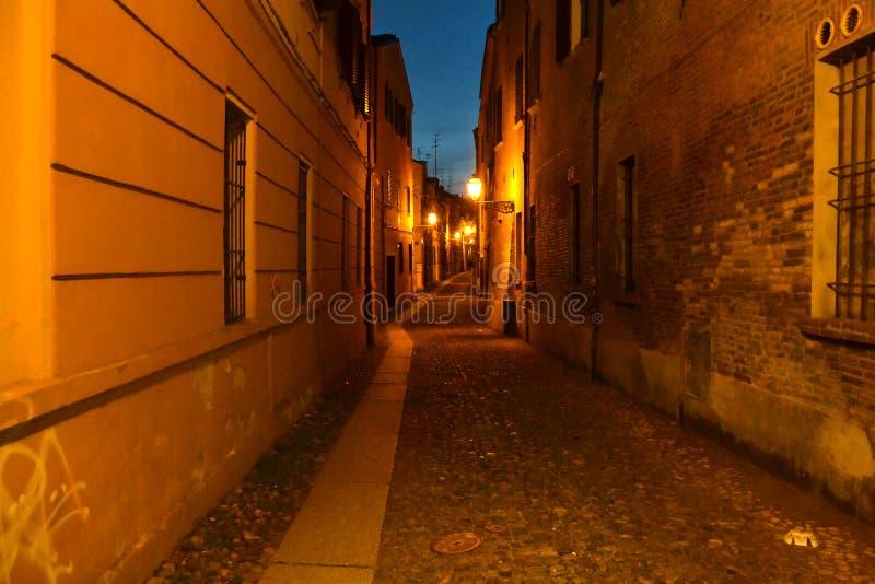 Ferrara fotografia de stock royalty free