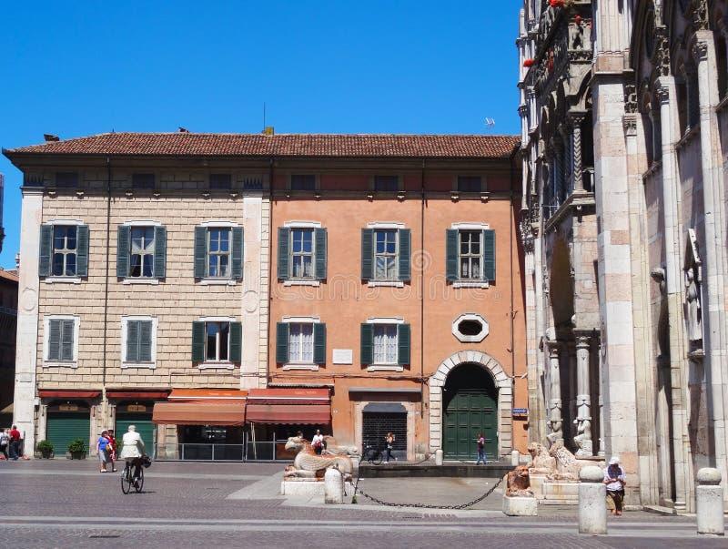 Ferrara, Italia foto de archivo libre de regalías