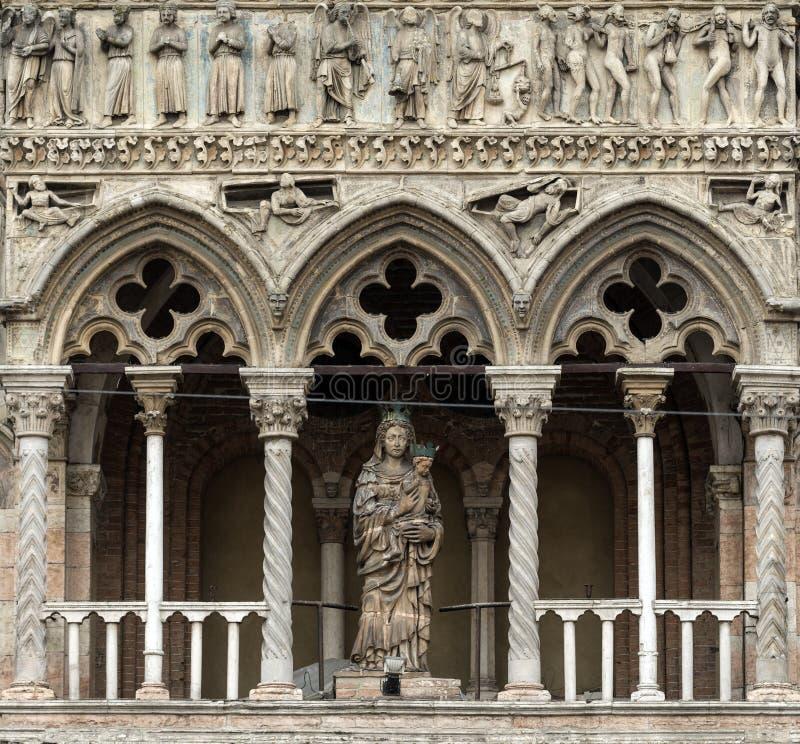 Ferrara (Włochy) fotografia stock