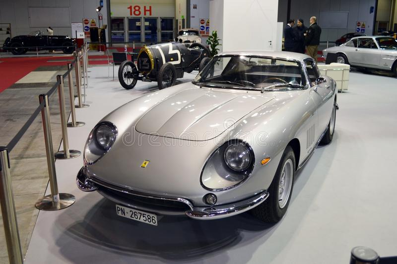 Ferrari 275 stock photos