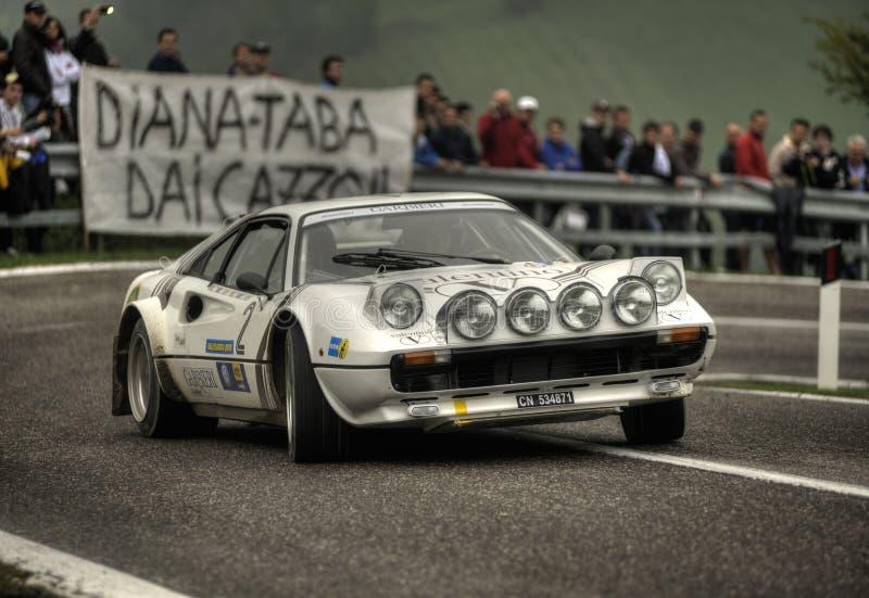 Download Ferrari 308 GTB redaktionell fotografering för bildbyråer. Bild av ferrari - 27285694